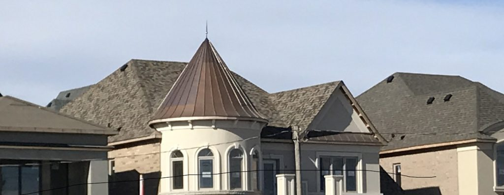 Scarborough Copper Roofing