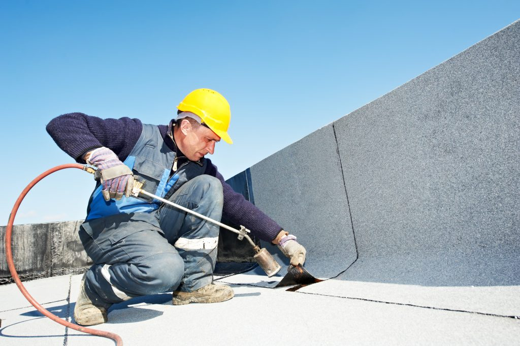 Flat Roof Repair Scarborough Markham Richmond Hill