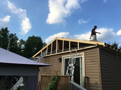 Roof Carpentry Service in Scarborough,ON- Residential and Commercial