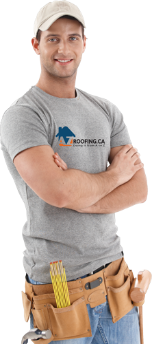 Certified Insured Residential & Commercial Roofing Company Richmond Hill, ON.
