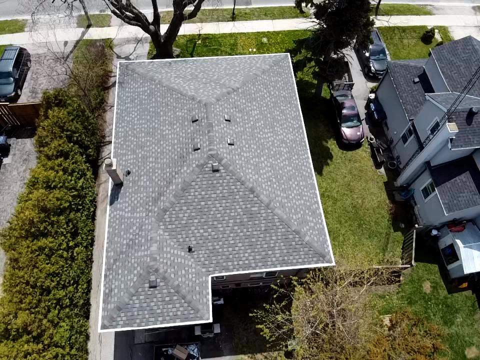 Roof Replacement, Scarborough Ontario Canada, Midland & St Clair